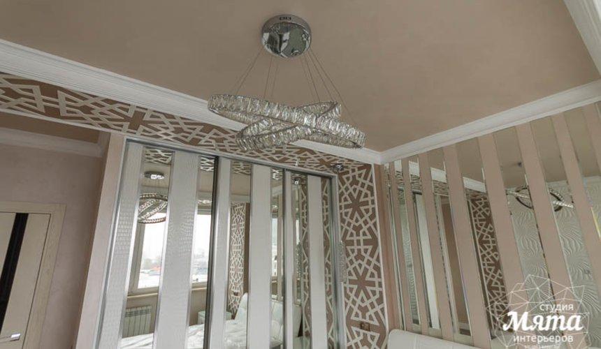 Дизайн интерьера и ремонт трехкомнатной квартиры по ул. Татищева 49 37