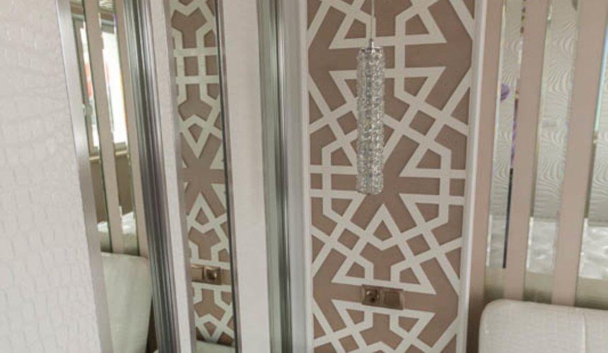 Дизайн интерьера и ремонт трехкомнатной квартиры по ул. Татищева 49 40