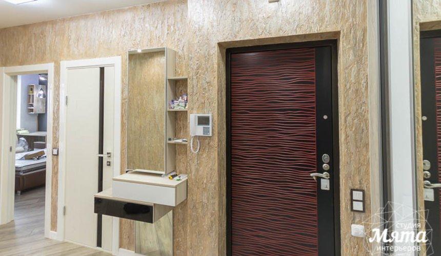 Дизайн интерьера и ремонт трехкомнатной квартиры по ул. Татищева 49 51