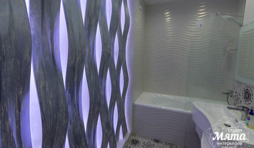 Дизайн интерьера и ремонт трехкомнатной квартиры по ул. Татищева 49 59