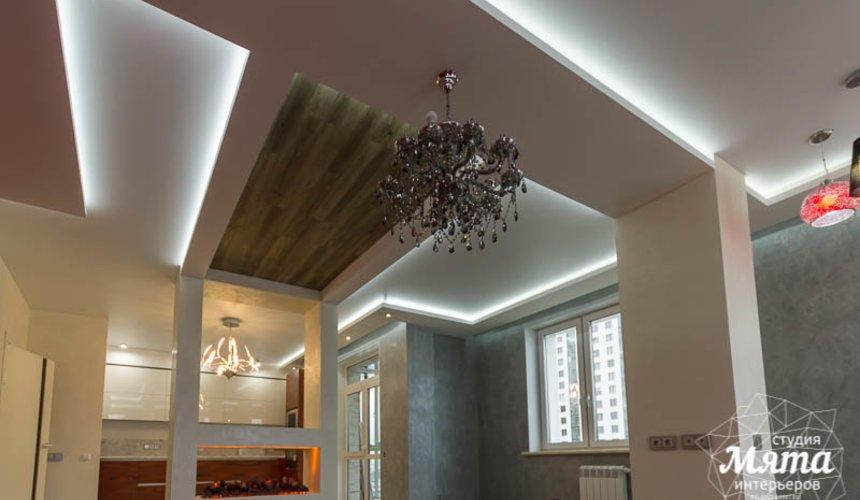 Дизайн интерьера и ремонт трехкомнатной квартиры по ул. Татищева 49 26