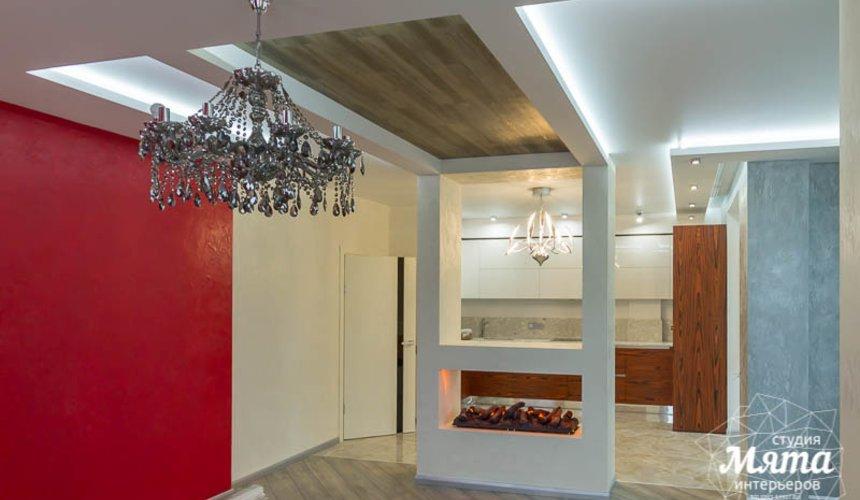 Дизайн интерьера и ремонт трехкомнатной квартиры по ул. Татищева 49 30