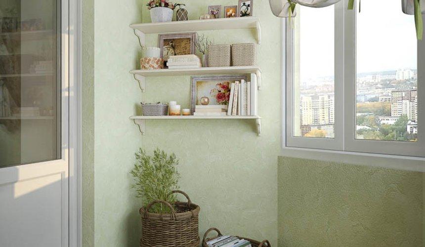 Дизайн интерьера четырехкомнатной квартиры по ул. Блюхера 41 15