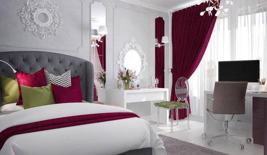 Дизайн интерьера четырехкомнатной квартиры по ул. Блюхера 41 16