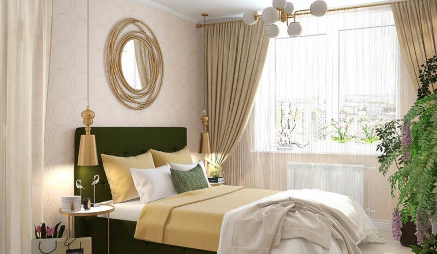 Дизайн интерьера четырехкомнатной квартиры по ул. Блюхера 41 32