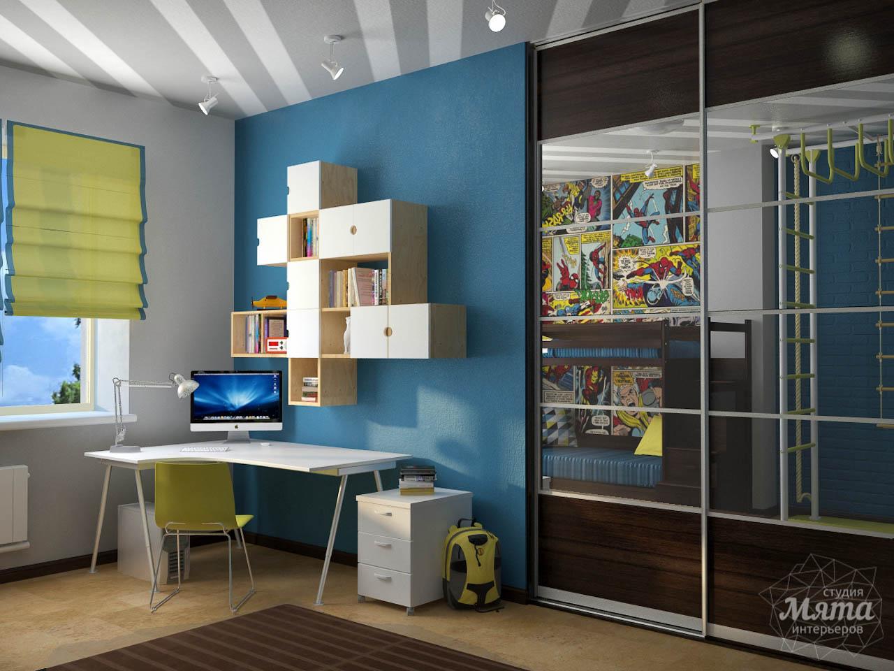 комната для мальчика современный стиль