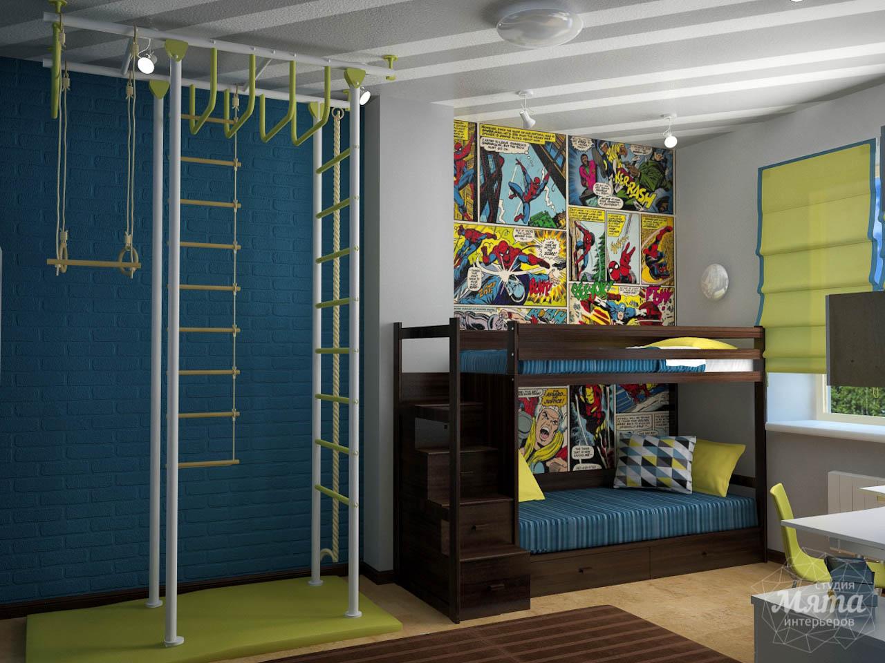 фото идея и стиль детской комнаты