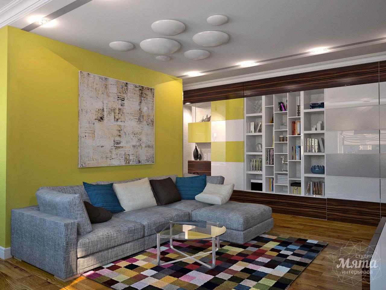стиль авангард в интерьере дома