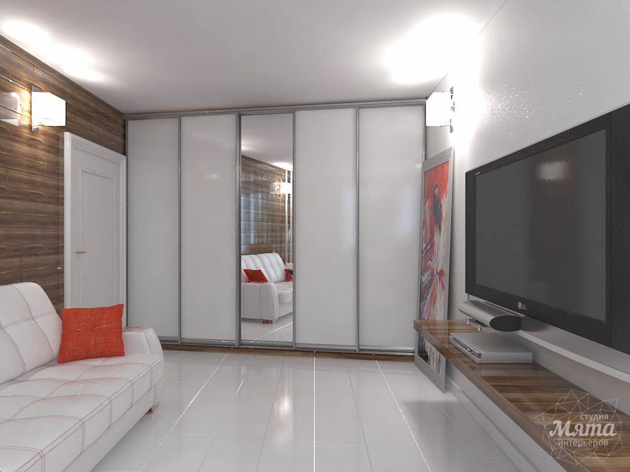 дизайн интерьера квартиры в стиле минимализм