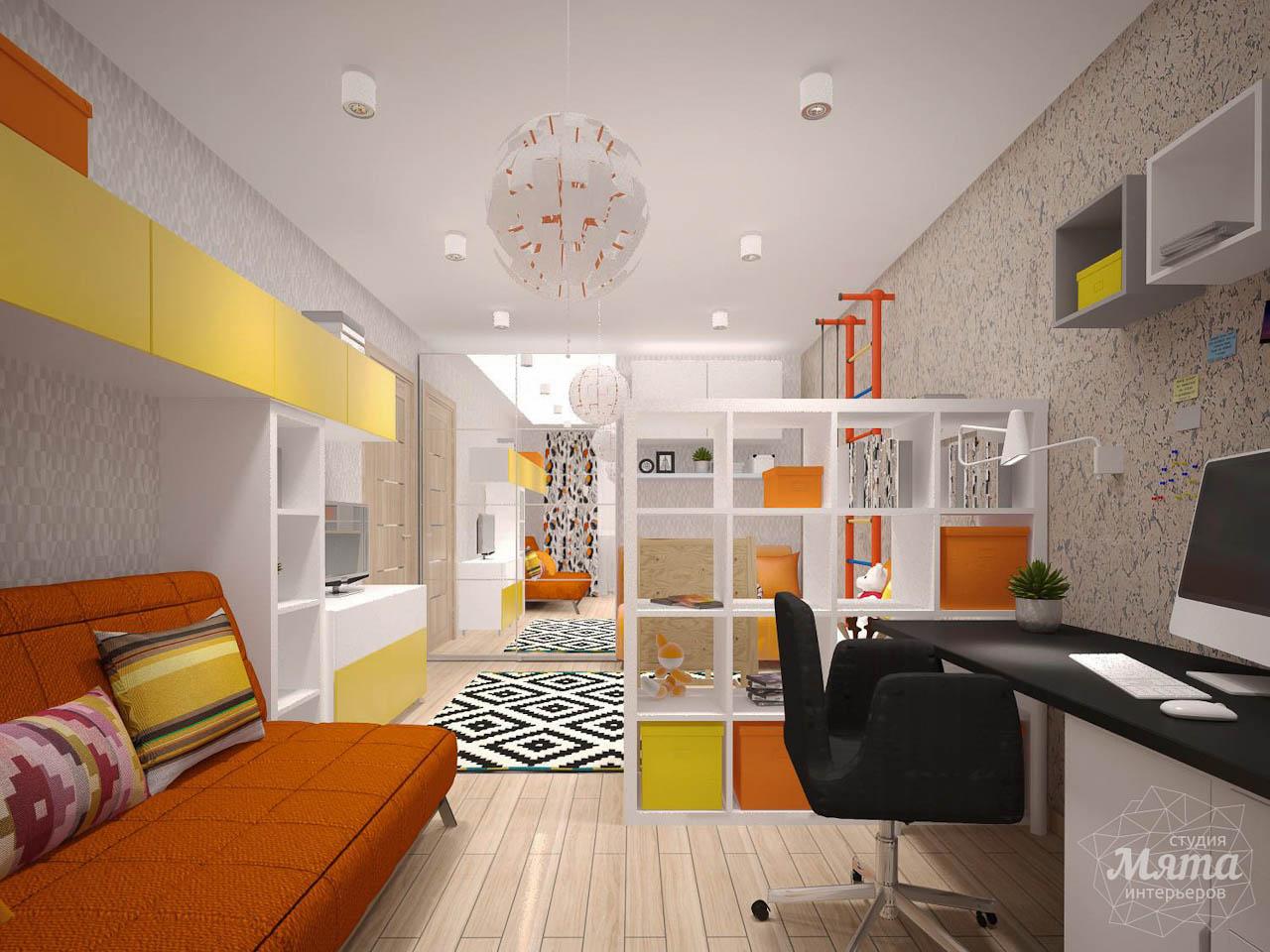 дизайн маленькой квартиры