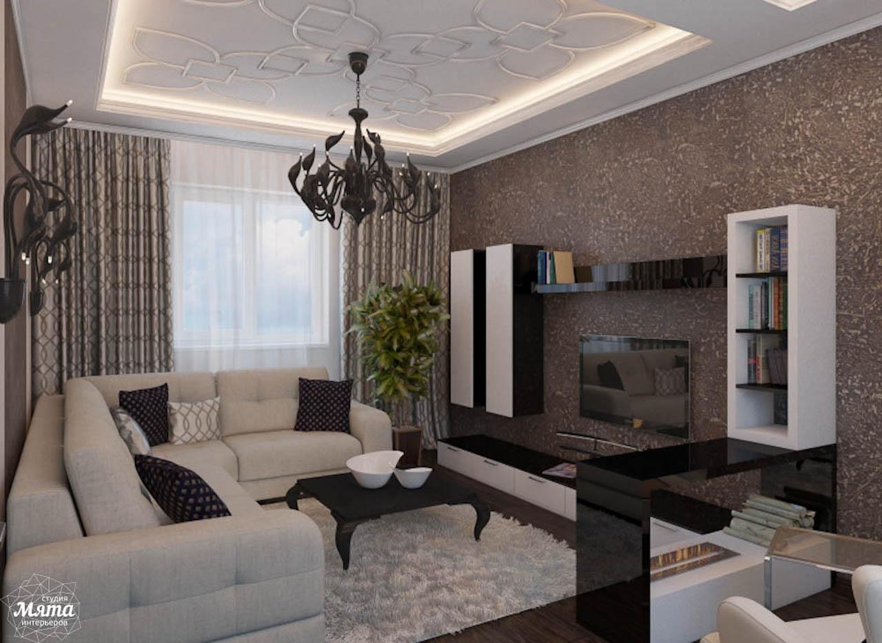 интерьеры квартир в стиле эклектика