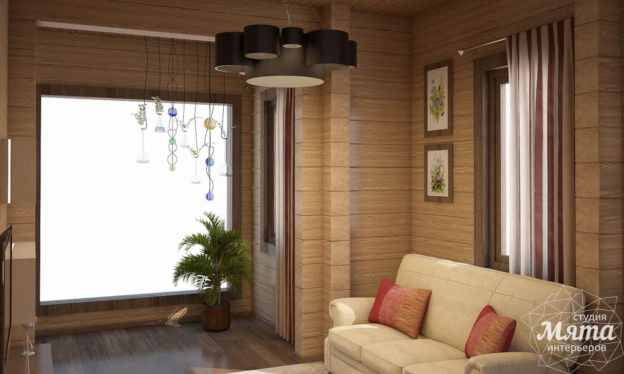индивидуальное проектирование деревянного дома