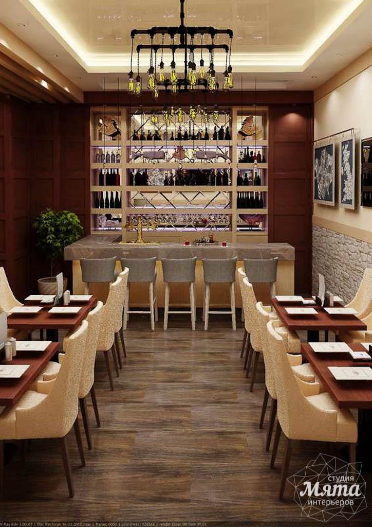 Дизайн интерьера кафе по ул. Малышева 12 img2129527526