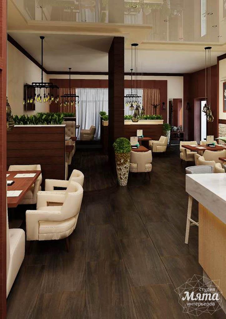 Дизайн интерьера кафе по ул. Малышева 12 img432108395
