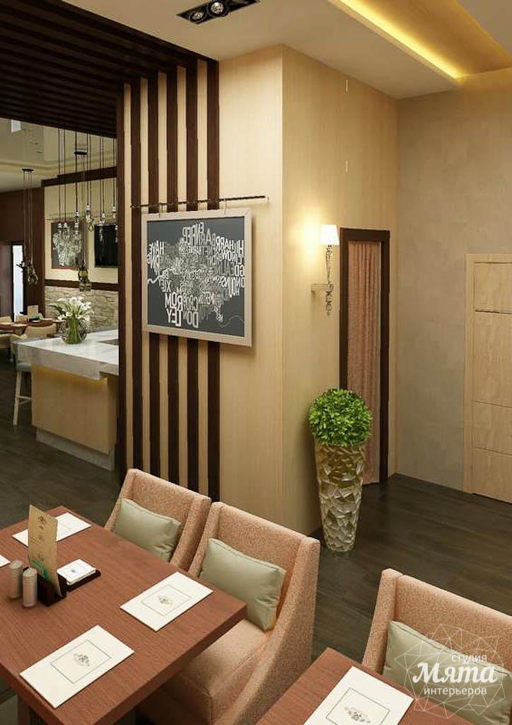 Дизайн интерьера кафе по ул. Малышева 12 img765643158