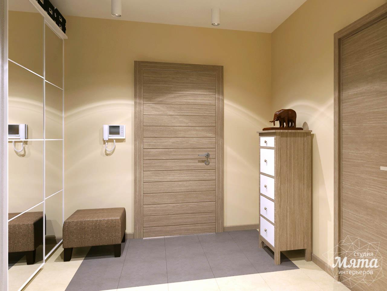 Дизайн коридора фото