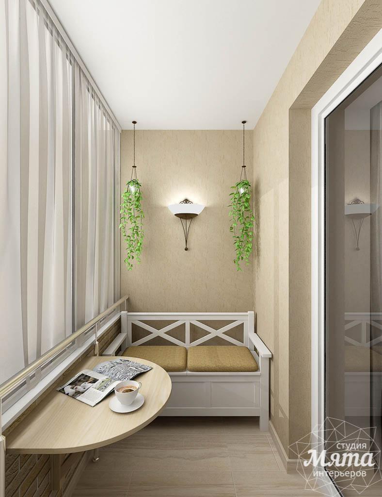 Идеи интерьера балкона в квартире