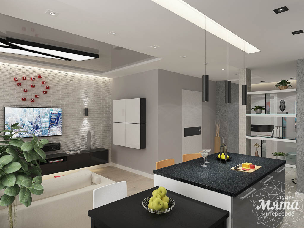 ремонт двухкомнатной квартиры под ключ недорого