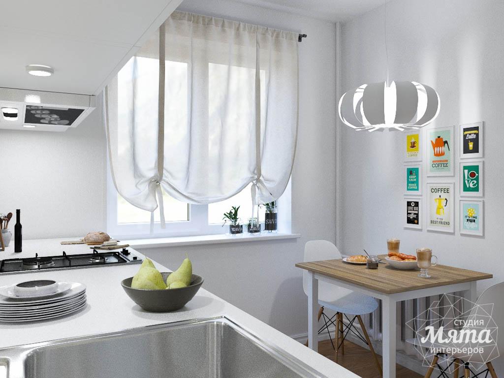 интерьер в стиле авангард в квартире
