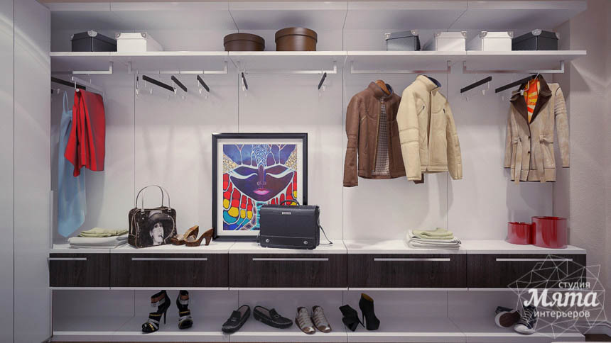 Маленькие гардеробные комнаты дизайн