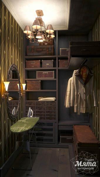 Дизайн гардеробной в доме