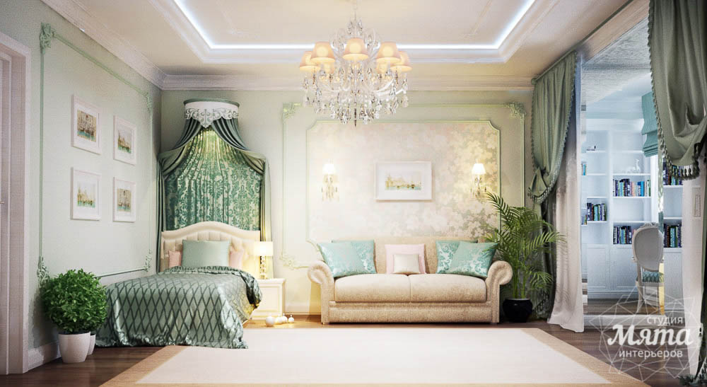 Дизайн интерьера четырехкомнатной квартиры по ул. Куйбышева 98 img661801364