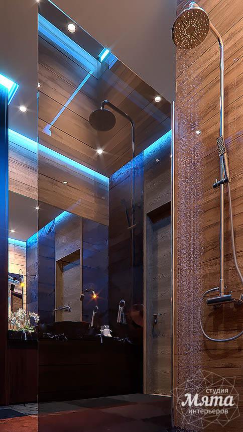 дизайн душевых комнат