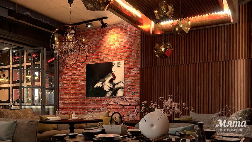 Дизайн интерьера кафе в Сочи  img728757392