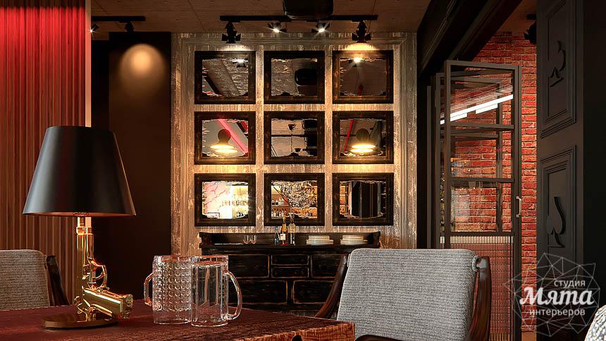 Дизайн интерьера кафе в Сочи  img1792930257