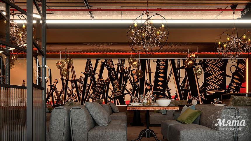 Дизайн интерьера кафе в Сочи  img1668911307