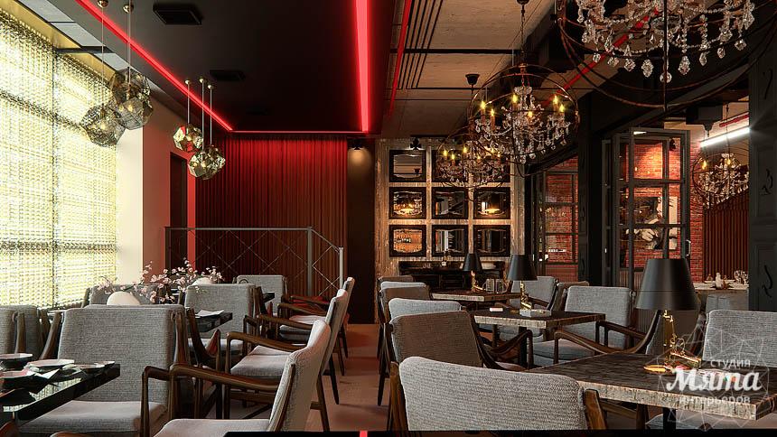 Дизайн интерьера кафе в Сочи  img2130983417