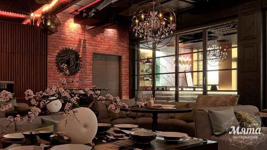 Дизайн интерьера кафе в Сочи  img352263566