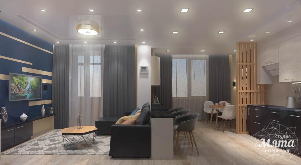 ремонт комнатной квартиры новостройке