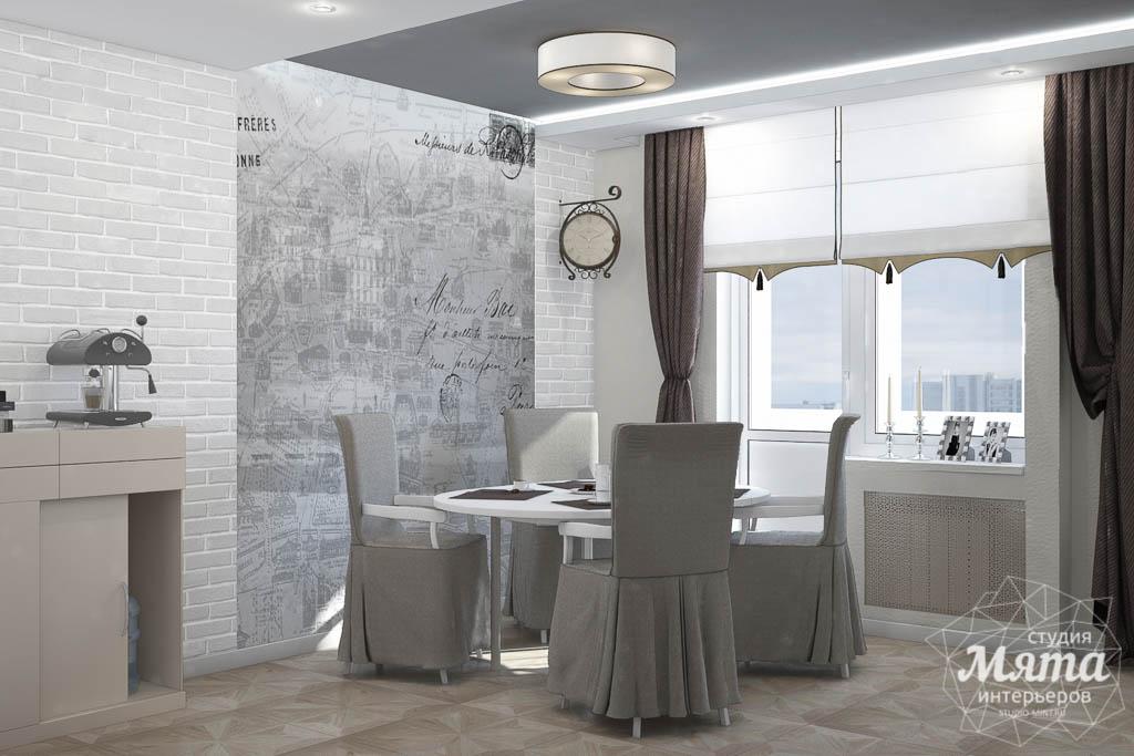 Дизайн интерьера трехкомнатной квартиры по ул. 8 Марта 194 img918948379