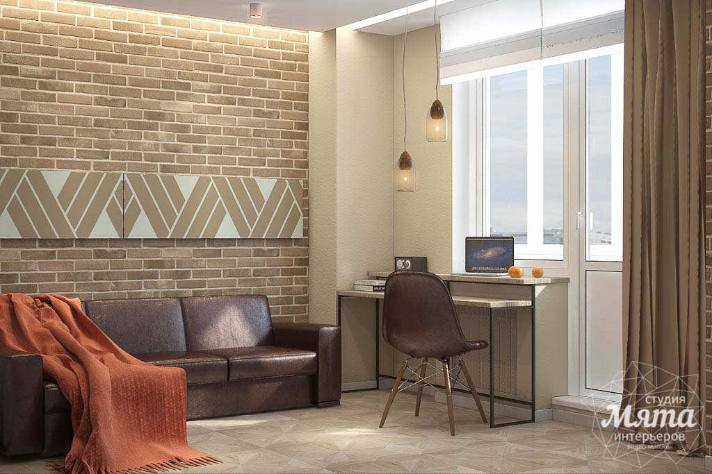 Дизайн интерьера трехкомнатной квартиры по ул. 8 Марта 194 img1331857220
