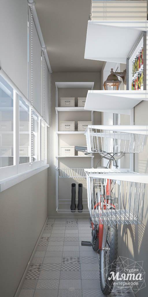 Дизайн интерьера трехкомнатной квартиры по ул. 8 Марта 194 img1959122553
