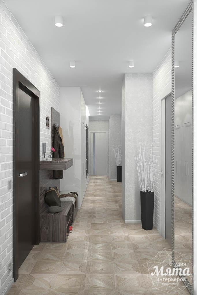 Дизайн интерьера трехкомнатной квартиры по ул. 8 Марта 194 img968699899