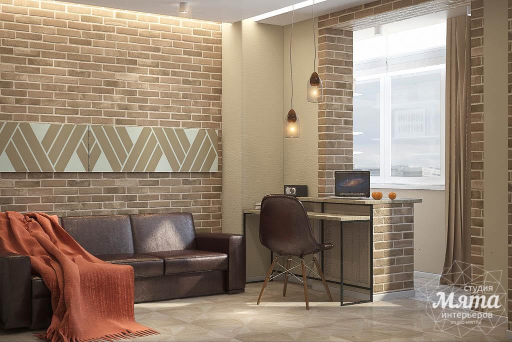 Дизайн интерьера трехкомнатной квартиры по ул. 8 Марта 194 img1167470381
