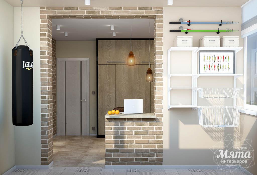 Дизайн интерьера трехкомнатной квартиры по ул. 8 Марта 194 img478240900