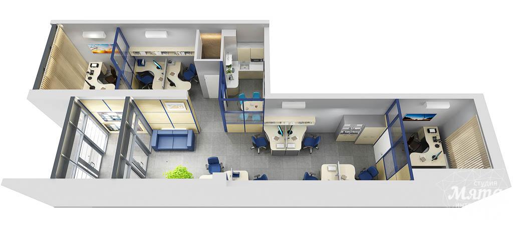 Интересные решения для дизайна офиса