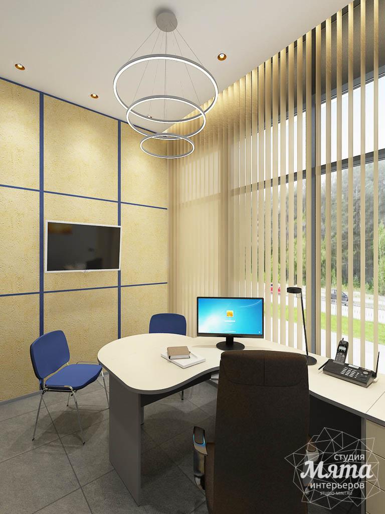услуги оформления офисного пространства
