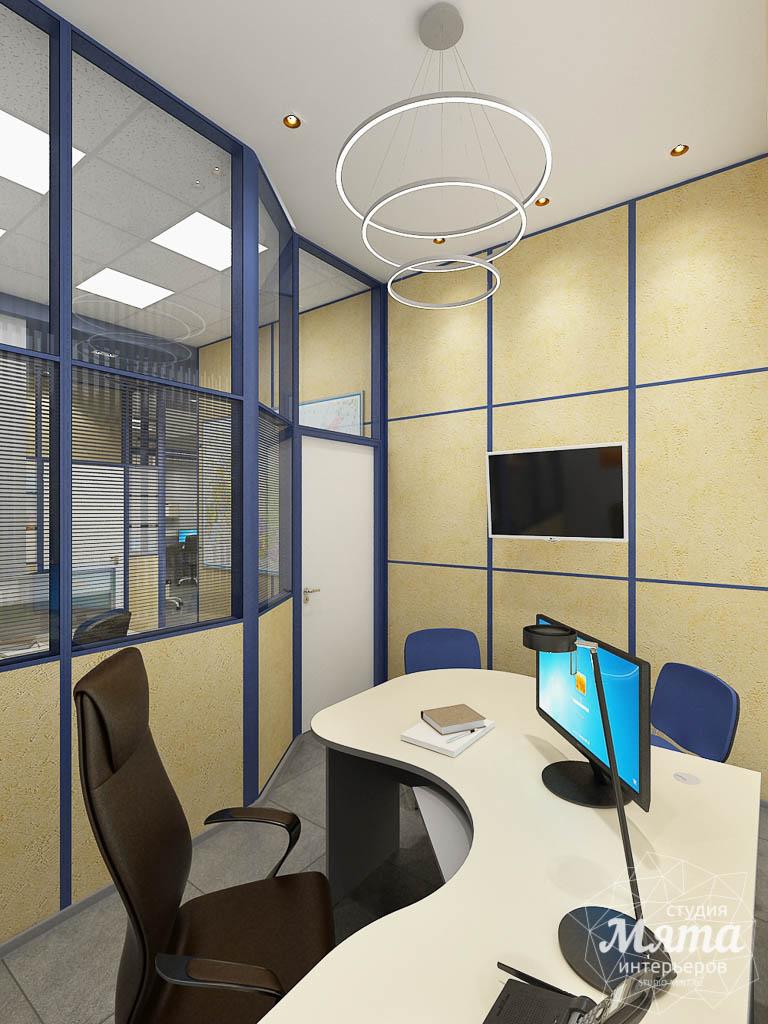 Дизайн интерьера офиса по ул. Чкалова 231 img495017154