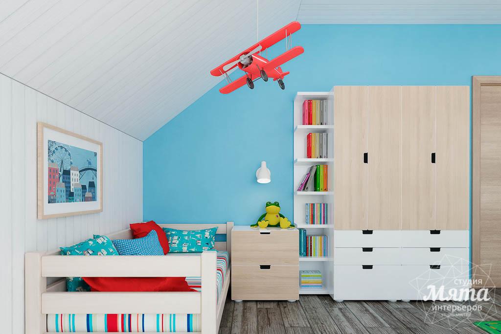 стиль комнаты для мальчика фото