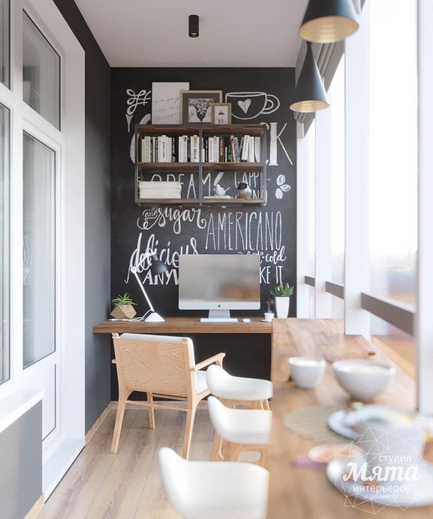 дизайнерский ремонт комнатной квартиры
