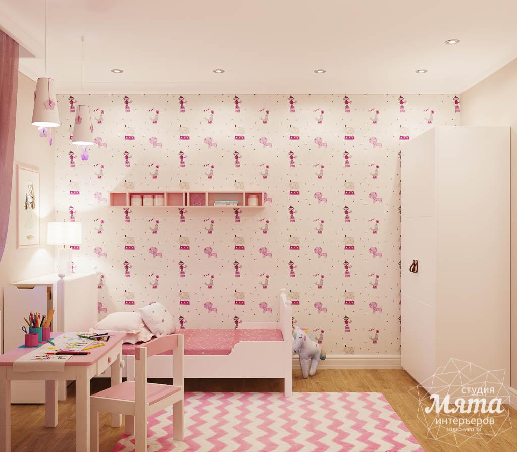 Дизайн интерьера трехкомнатной квартиры по ул. Фурманова 103 img50993234