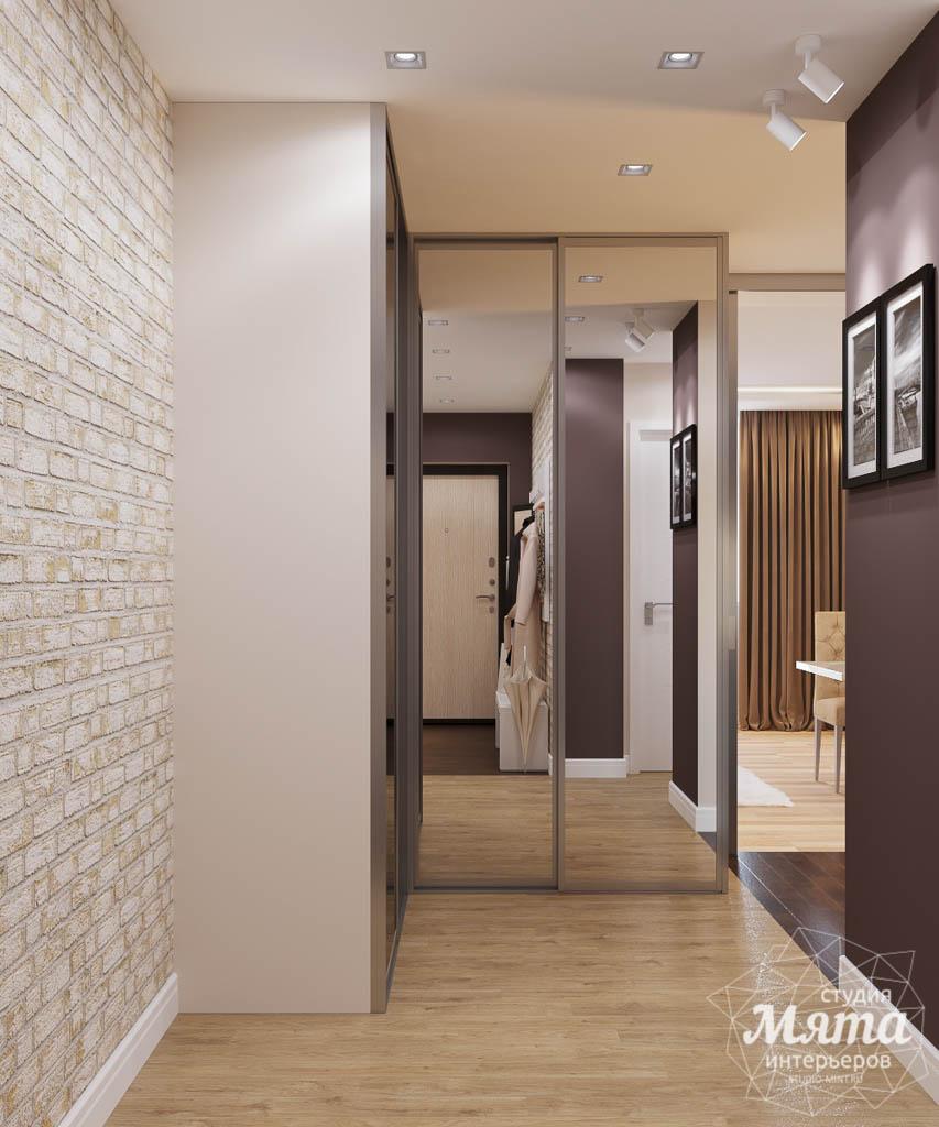 Дизайн интерьера трехкомнатной квартиры по ул. Фурманова 103 img123466867
