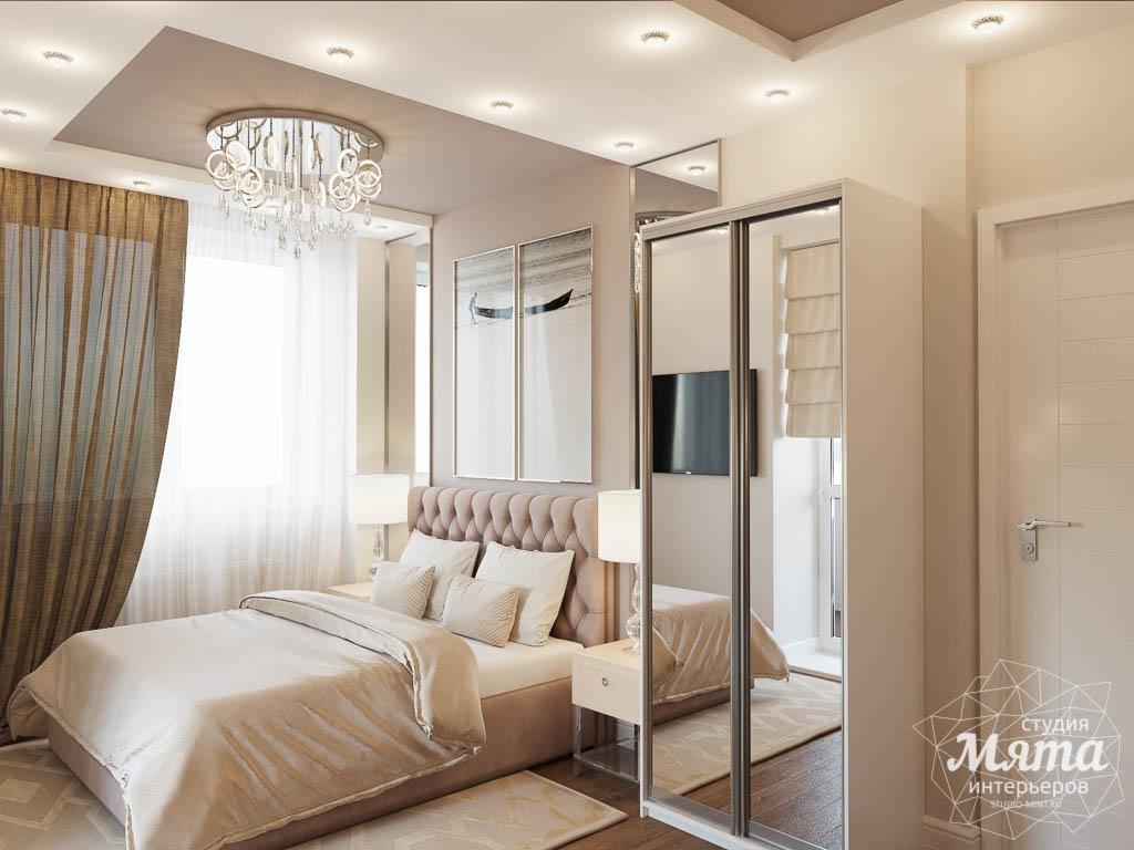 Дизайн интерьера трехкомнатной квартиры по ул. Фурманова 103 img1448966996