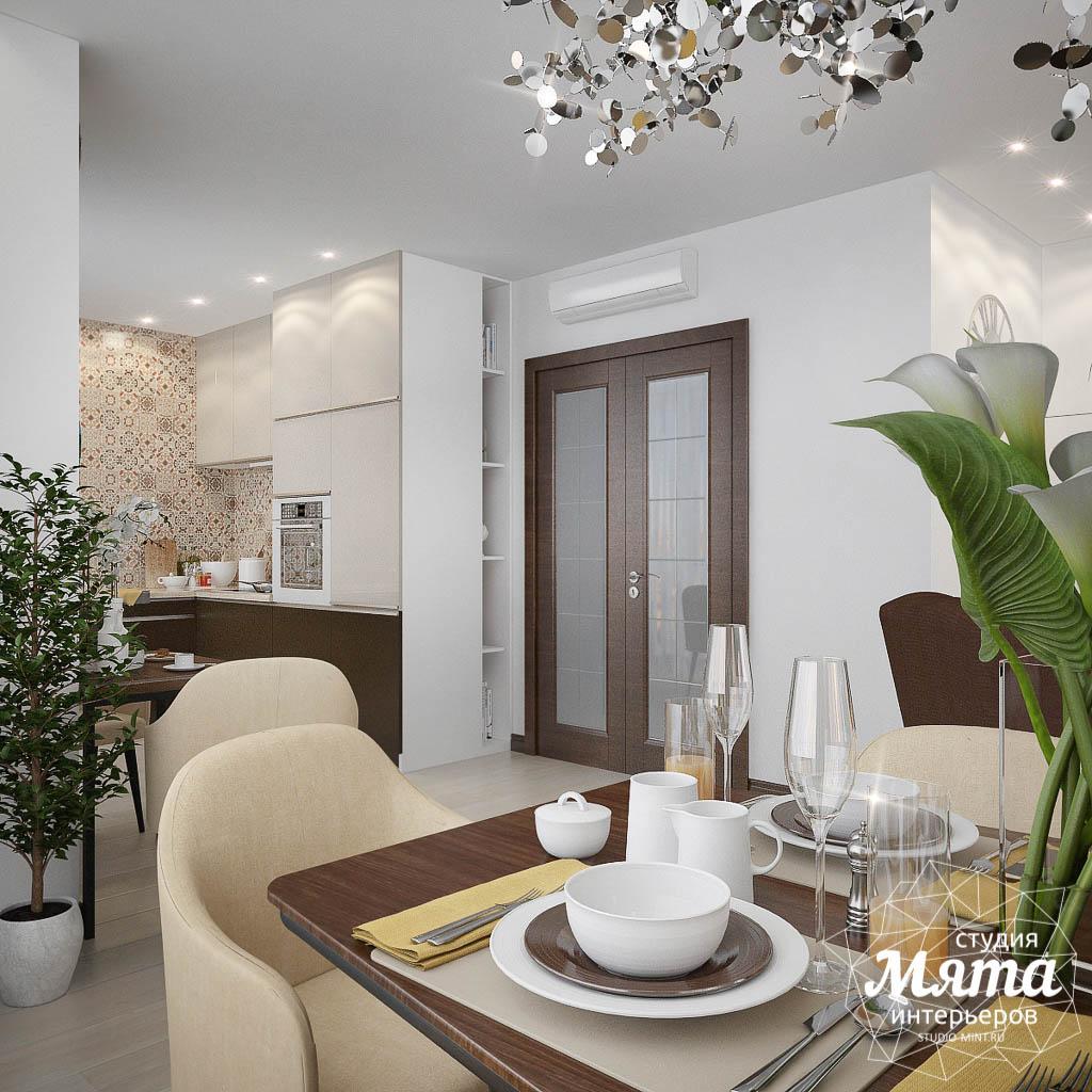 Дизайн-проект двухкомнатной квартиры в ЖК Чемпион Парк img1088282650