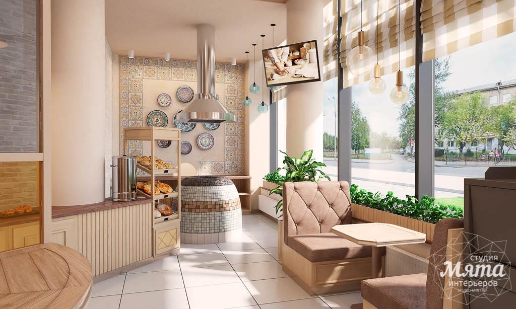 Дизайн интерьера пекарни Сдобная Сказка img735704381