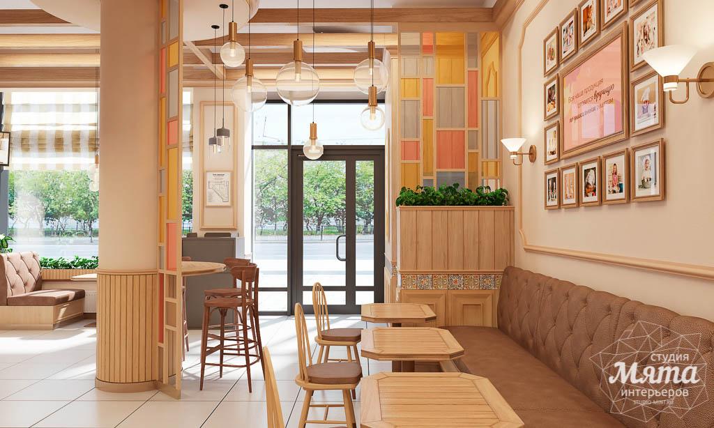 Дизайн интерьера пекарни Сдобная Сказка img1928883523